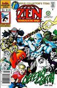 Zen Intergalactic Ninja (4th Series) #1