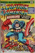 Captain America (UK Edition) #193