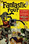 Fantastic Four (UK Edition, Vol. 1) #2