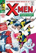 X-Men (1st Series) #1  - 2nd printing