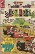 Hot Rods and Racing Cars #119