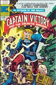 Captain Victory and the Galactic Rangers #9