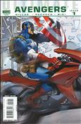 Ultimate Avengers #1  - 2nd printing