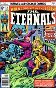 The Eternals (UK Edition) #8