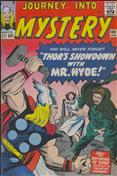 Journey into Mystery (1st Series) #100