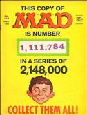 Mad #123 Variation B