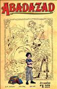 Abadazad #1  - 2nd printing