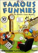Famous Funnies #30