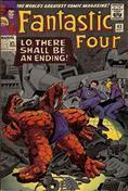 Fantastic Four (UK Edition, Vol. 1) #43