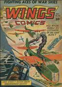 Wings Comics #40