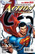 Action Comics (2nd Series) #2 Variation A