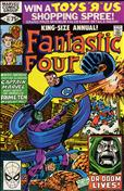 Fantastic Four (Vol. 1) Annual #15