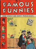 Famous Funnies #2