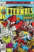 The Eternals #14 Variation A