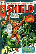 Nick Fury, Agent of SHIELD (1st Series) #17
