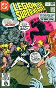 The Legion of Super-Heroes (2nd Series) #271