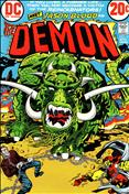The Demon (1st Series) #3