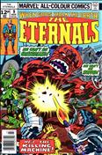 The Eternals (UK Edition) #9