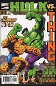 Hulk Versus Thing #1