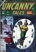Uncanny Tales (1st Series) #18