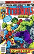 The Eternals #15 Variation A