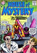 House of Mystery #70