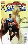All-New Captain America #1 Variation L