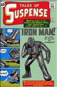 The Invincible Iron Man Omnibus #1 Hardcover