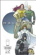 Halcyon #1  - 2nd printing