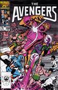 The Avengers #268
