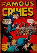 Famous Crimes #13