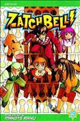 Zatch Bell! #19