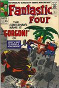 Fantastic Four (UK Edition, Vol. 1) #44