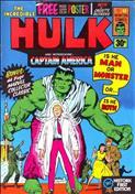 The Incredible Hulk (Newton) #1