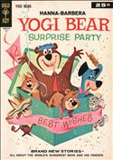 Yogi Bear (Gold Key) #13