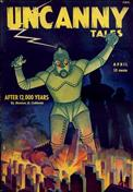 Uncanny Tales (Adam, 2nd Series) #16