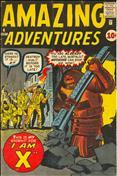 Amazing Adventures (2nd Series) #4