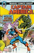 Captain America Meets the Asthma Monster #1 Variation A