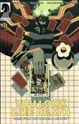 You Look Like Death: Tales From the Umbrella Academy #4 Variation A