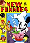 New Funnies (Walter Lantz…) #99