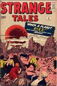 Strange Tales (1st Series) #97
