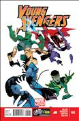 Young Avengers (2nd Series) #5