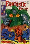 Fantastic Four (Vol. 1) #86