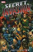 Secret Invasion: The Infiltration Book #1