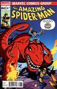 The Amazing Spider-Man #643 Variation B