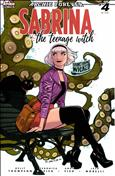 Sabrina the Teenage Witch: Something Wicked #4 Variation C