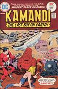 Kamandi, the Last Boy on Earth #30