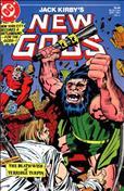 New Gods (2nd Series) #4