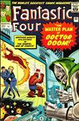 Fantastic Four (UK Edition, Vol. 1) #23