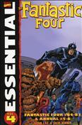 The Essential Fantastic Four #4